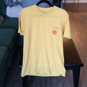 Ripcurl Yellow T-Shirt